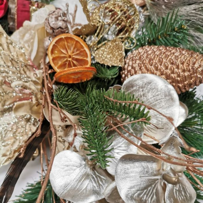 Ivory Christmas Bouquet2