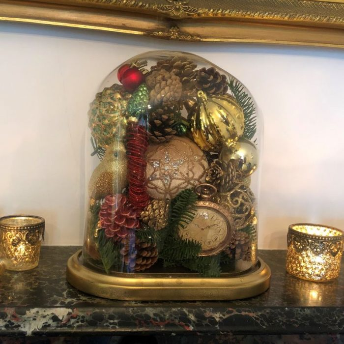 Franc Bauble Dome Oval