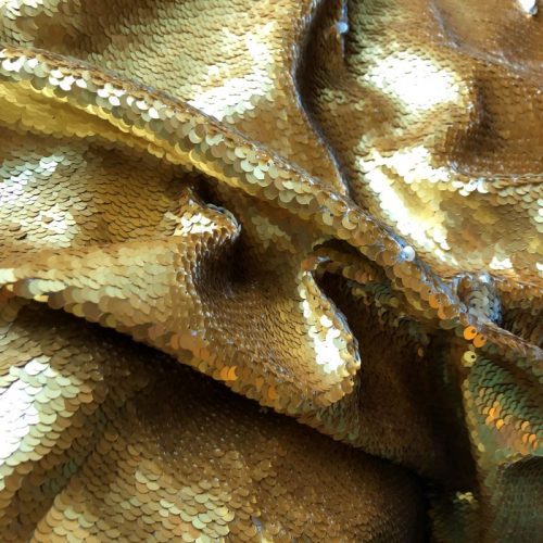Gold Sequin Blanket1